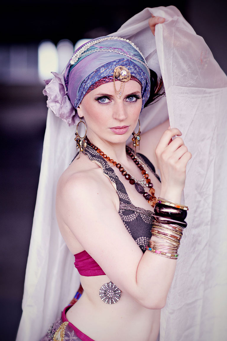 Bellydance Teacher Training with Daya from Nürnberg