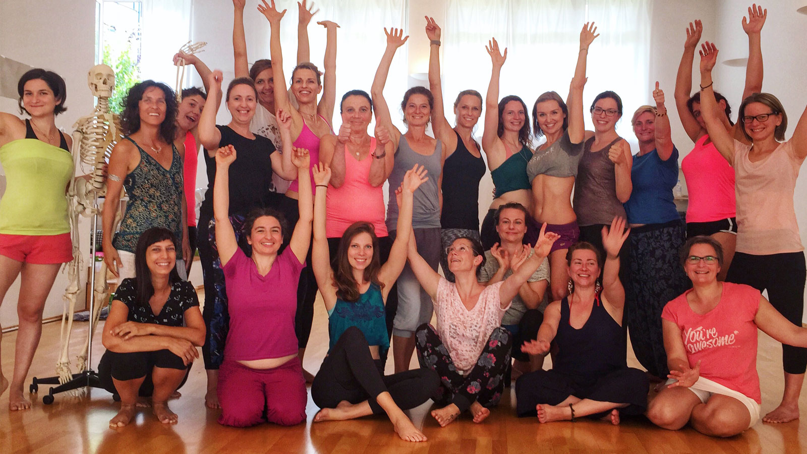Bellydance Teacher Training with Coco in Berlin